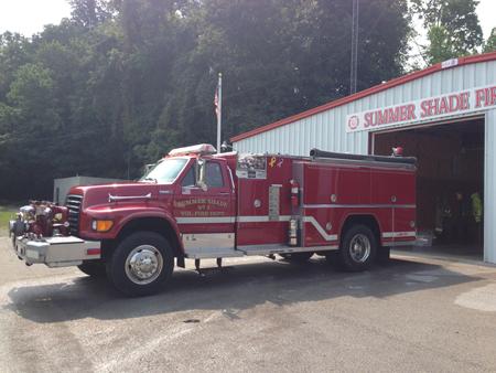 East Barren Volunteer Fire Department